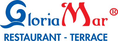 GloriaMar - logo