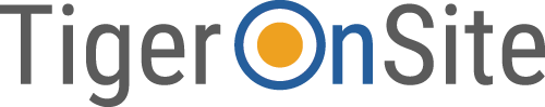 Tiger On Site - logo